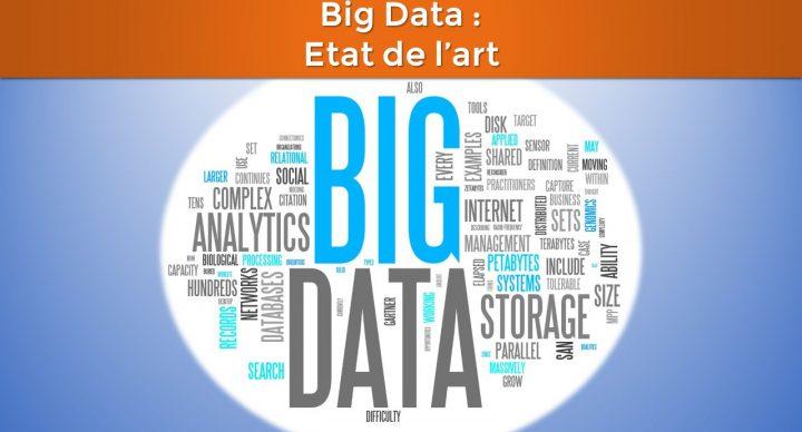 Big Data : état de l'art