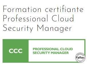 Formation certifiante Professional Cloud Security Manager