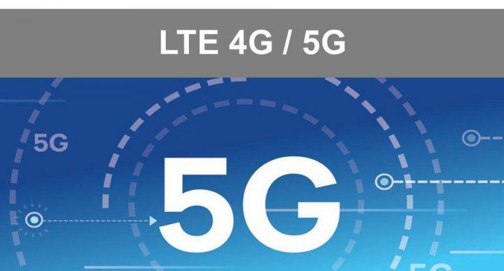 LTE 4G / 5G