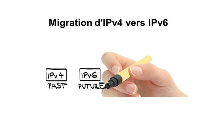 Migration d'IPv4 vers IPv6