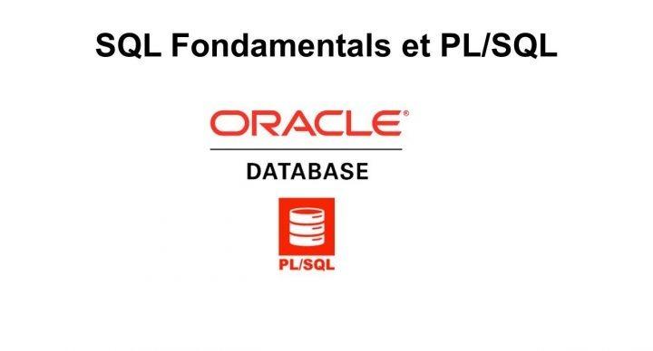 SQL Fondamentals et PL/SQL