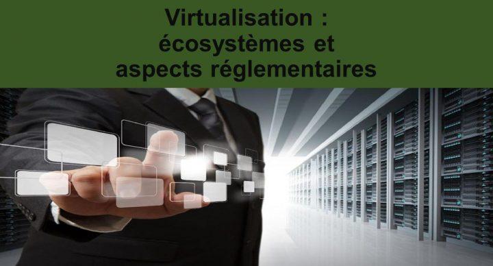 Virtualisation : écosystèmes et aspects réglementaires